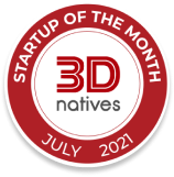 3D Natives award
