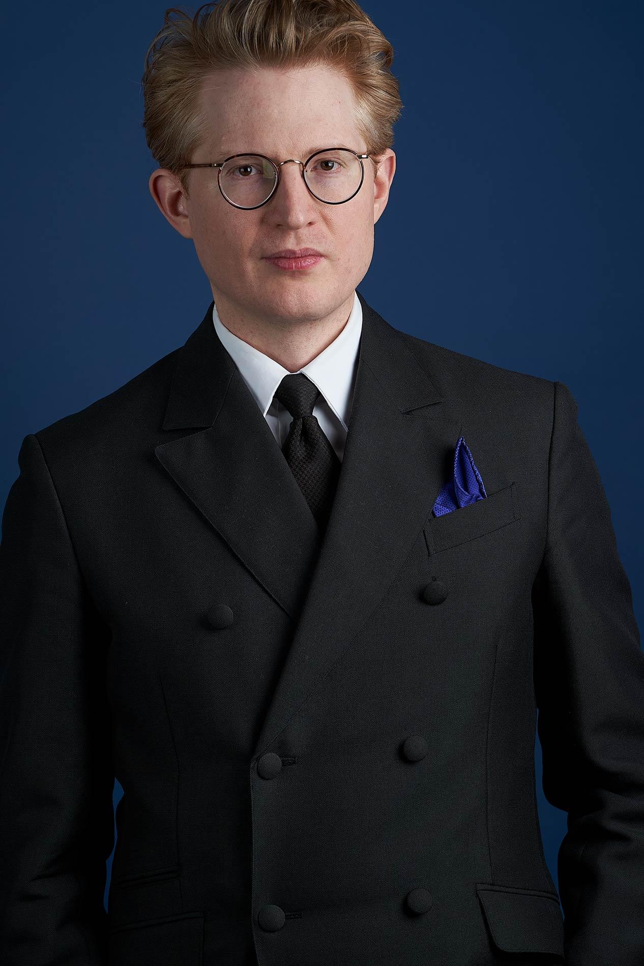 Portrait von Florian Schmidt-Gabain