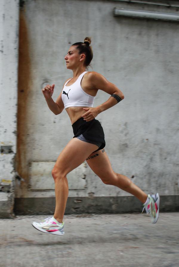 fryday live running