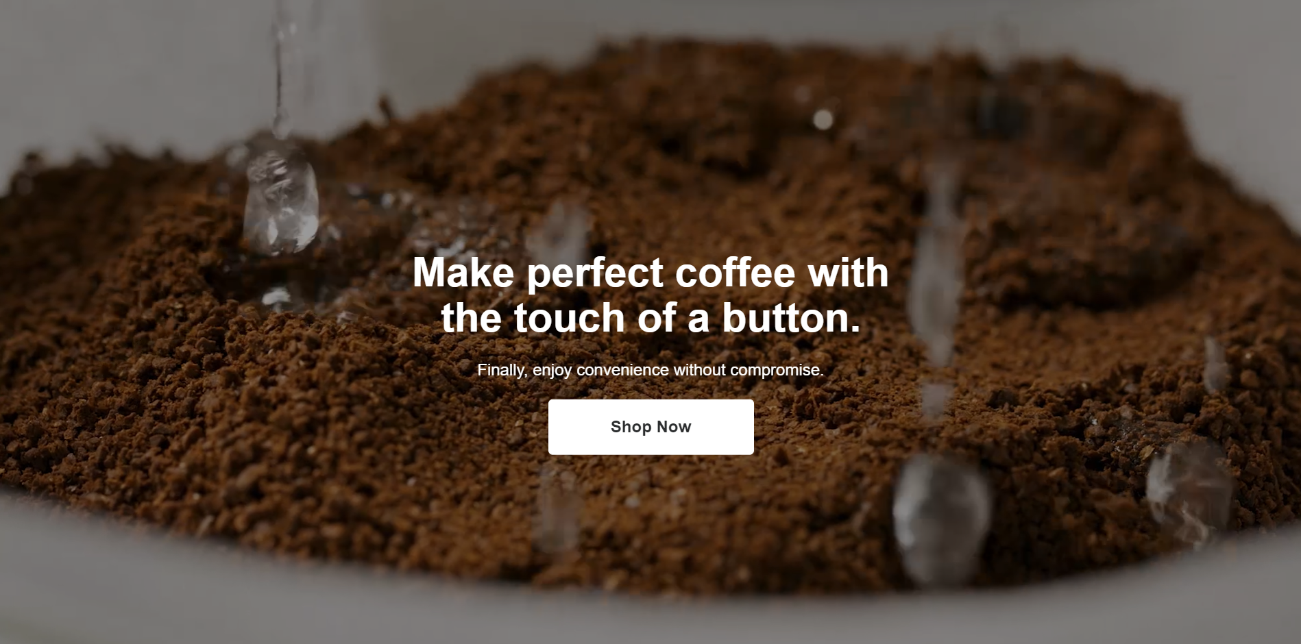 The third example of a great landing page