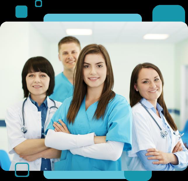 Hospital Management Software for Preventive Healthcare hero image