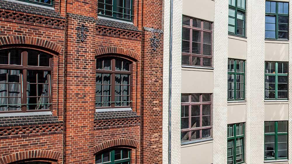 Sarotti Höfe in Berlin Kreuzberg