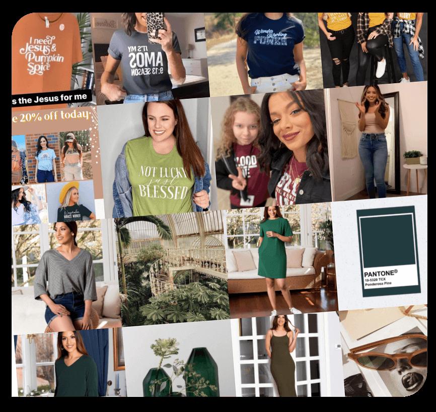 Vitals   Shoppable Instagram Feed
