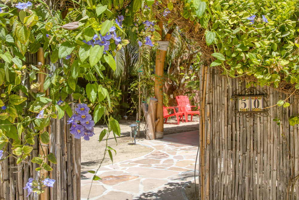 preview image of rental property casita in the garden