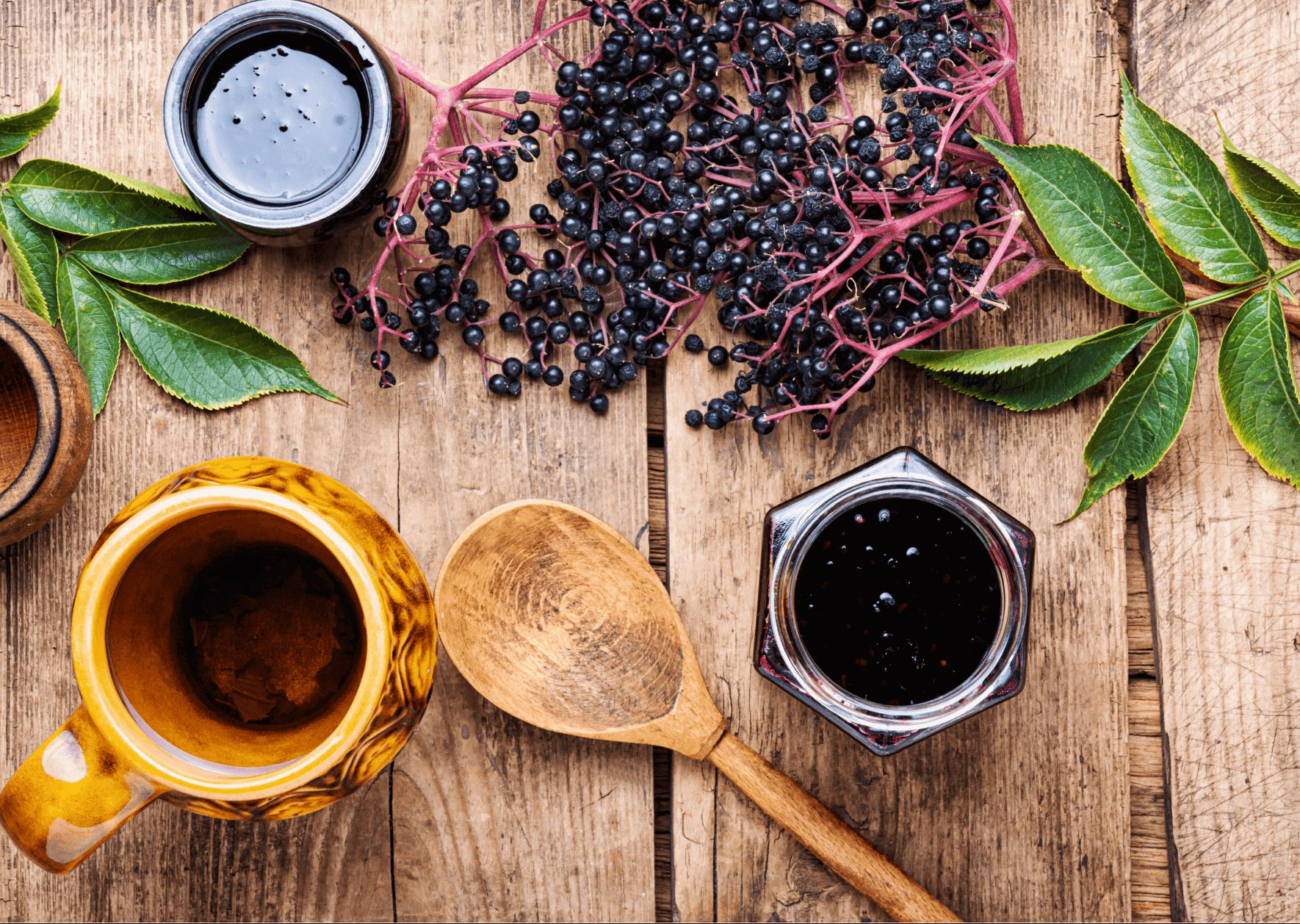 Pure Elderberry Essence