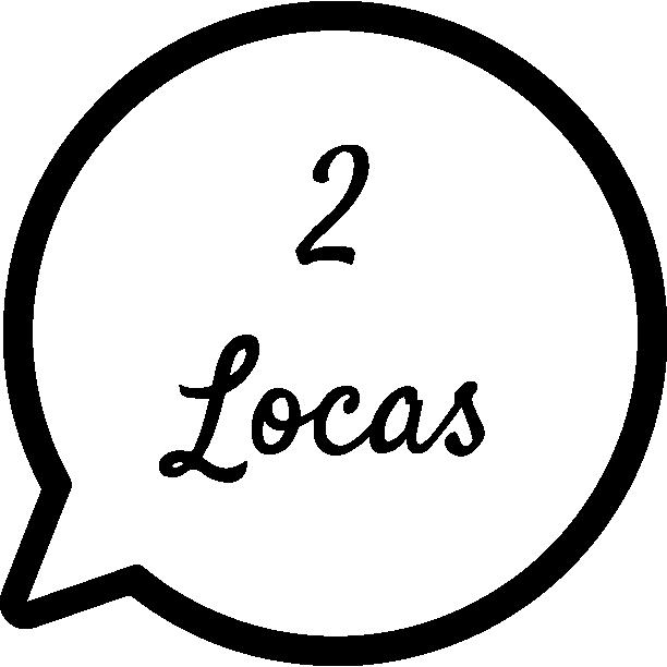 Dos Locas logo