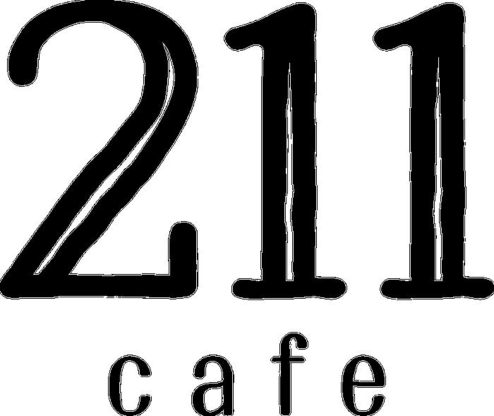 cafe 211 logo