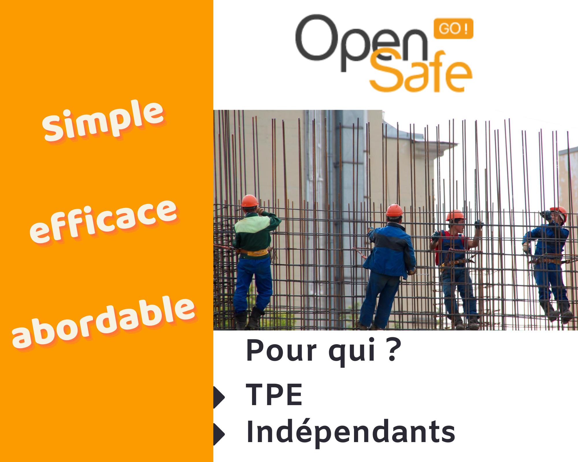 Pourquoi OpenSafeGO ?