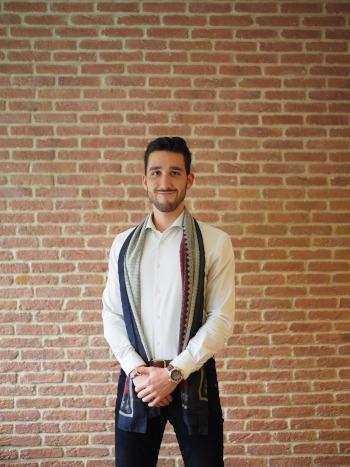 Matthias, business developer serieux
