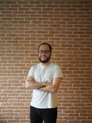 Antoine, développeur sérieux