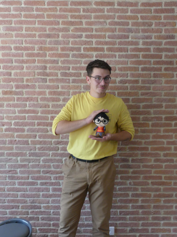 Côme, développeur décalé