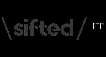 Greyscale sifted logo
