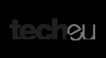 Greyscale tech.eu logo