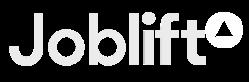 joblift logo in white