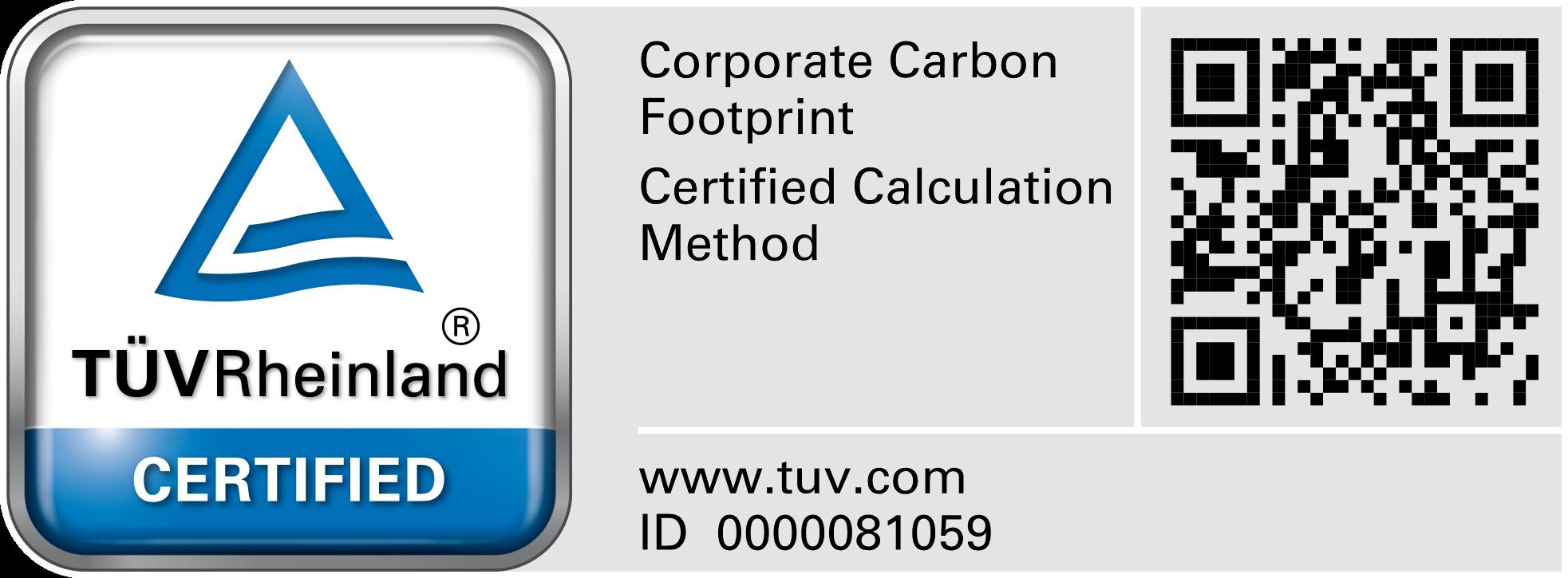 Plan A Certification badge