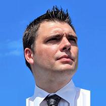 Dr Brian Miller EFRSE profile pic