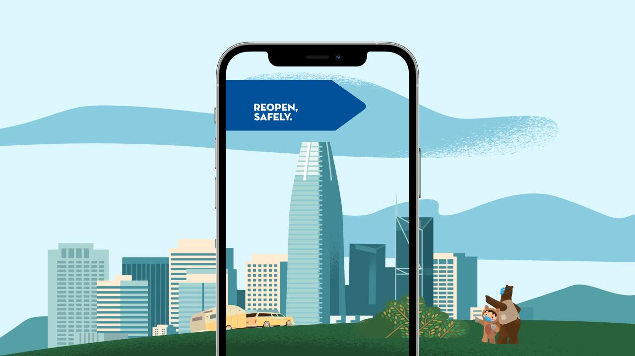 Salesforce help project image