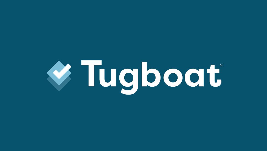 Tugboat's new logo