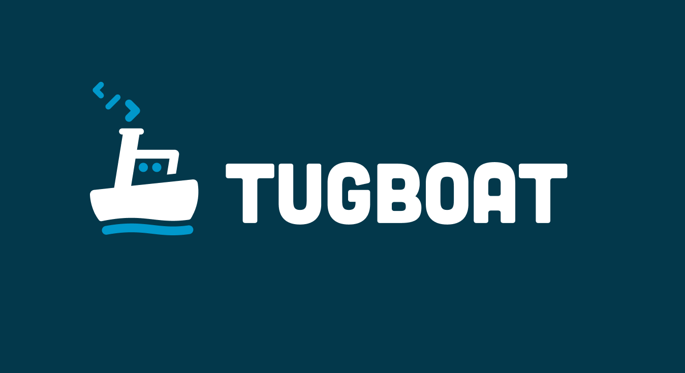 Tugboat's outgoing logo