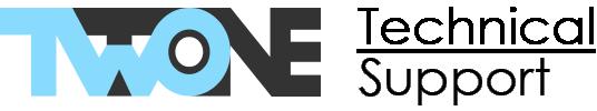TwoTone Header Full Logo