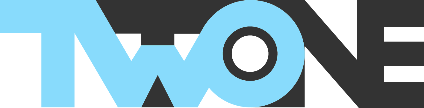 TwoTone Logo Footer
