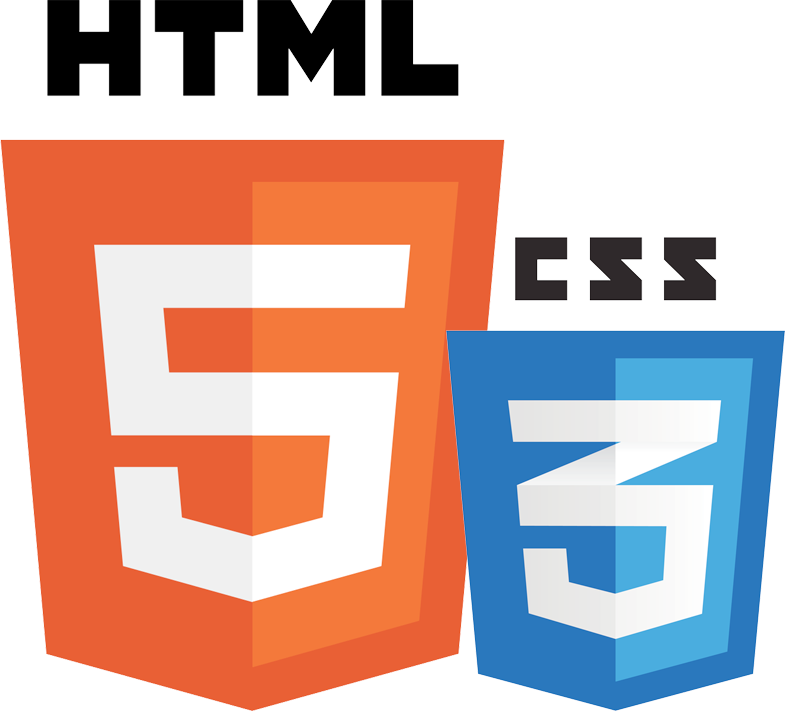 HTML 5 and CSS 3 illustration
