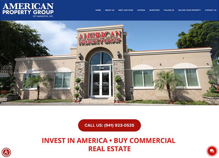 American Property Group in Sarasota FL