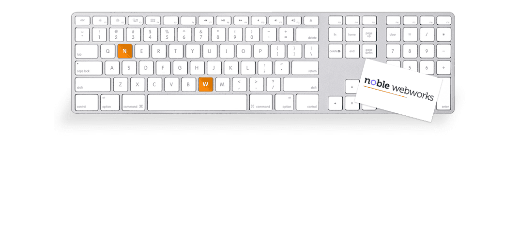 marketing design keyboard