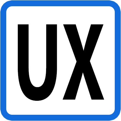 user experience icon