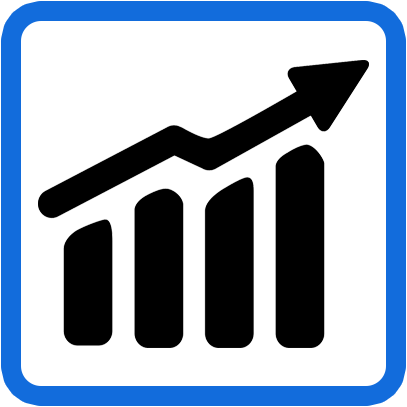 Grow business icon