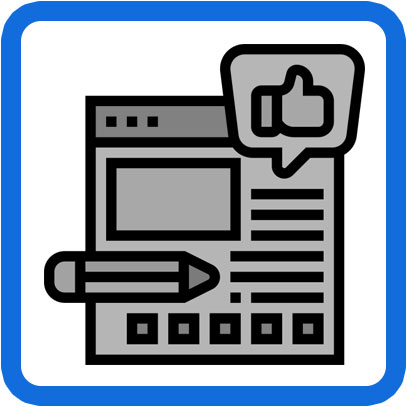 search rankings icon