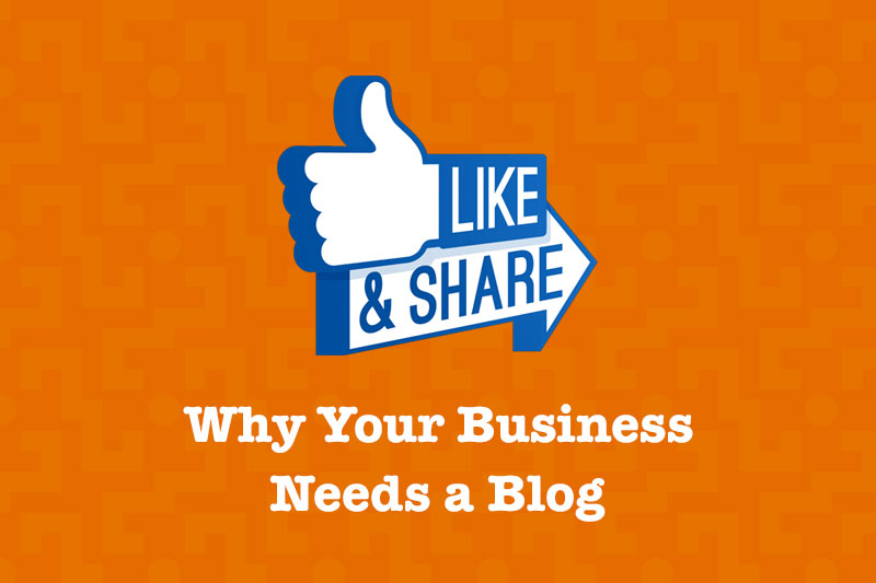 Why your business needs a blog graphic