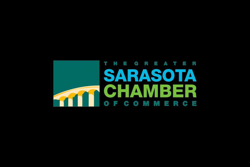 The Sarasota Chamber logo