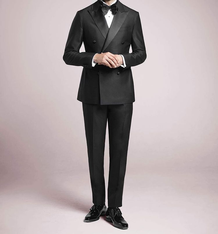 Tailor made suit 9