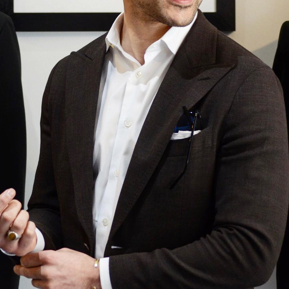 Tailor made suit 10