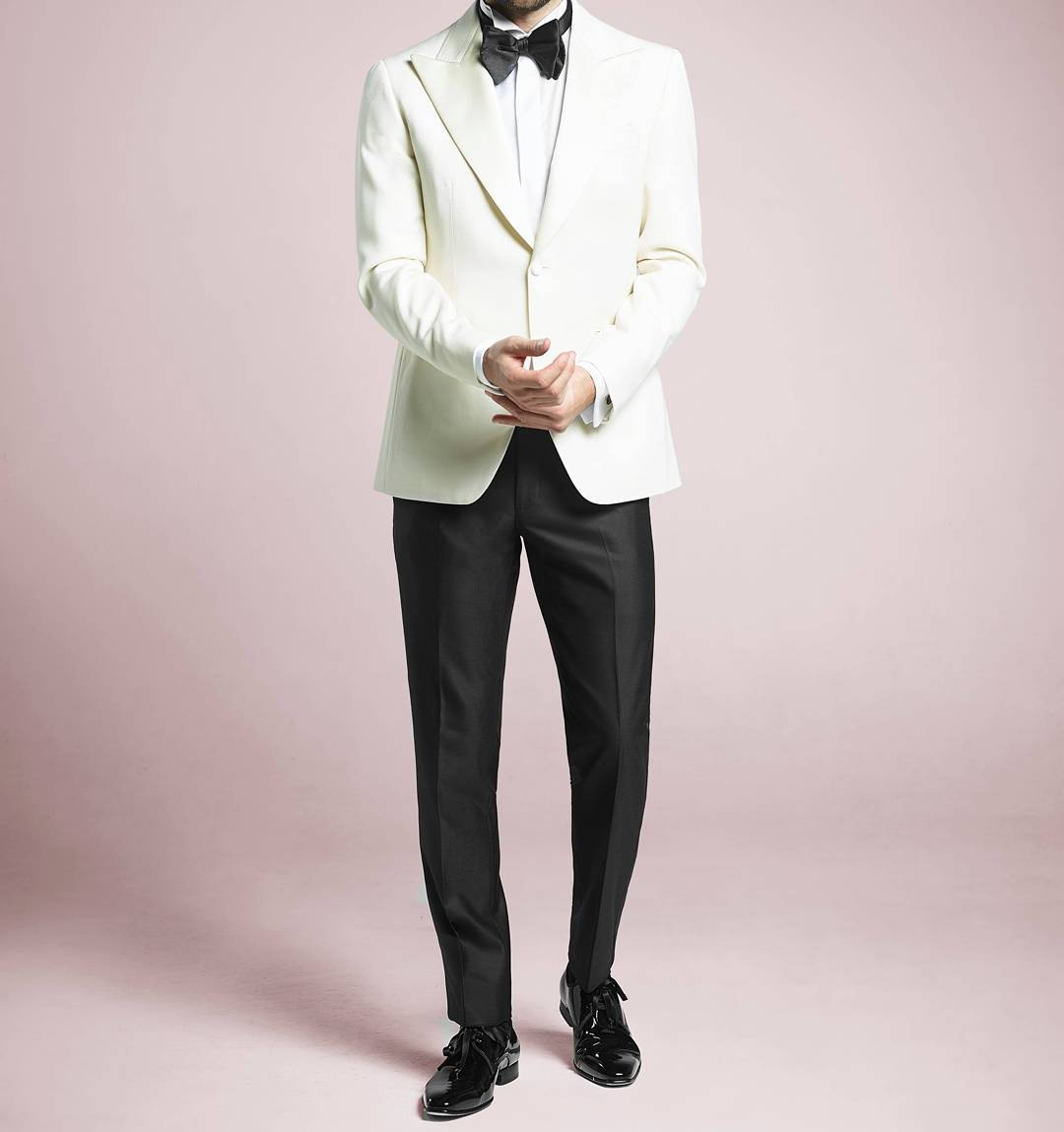 Tailor made wedding suit 2