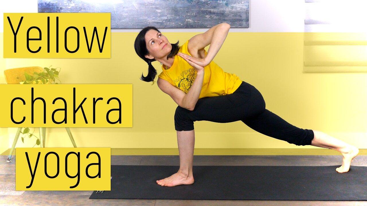 Yellow Chakra Yoga - Core Power