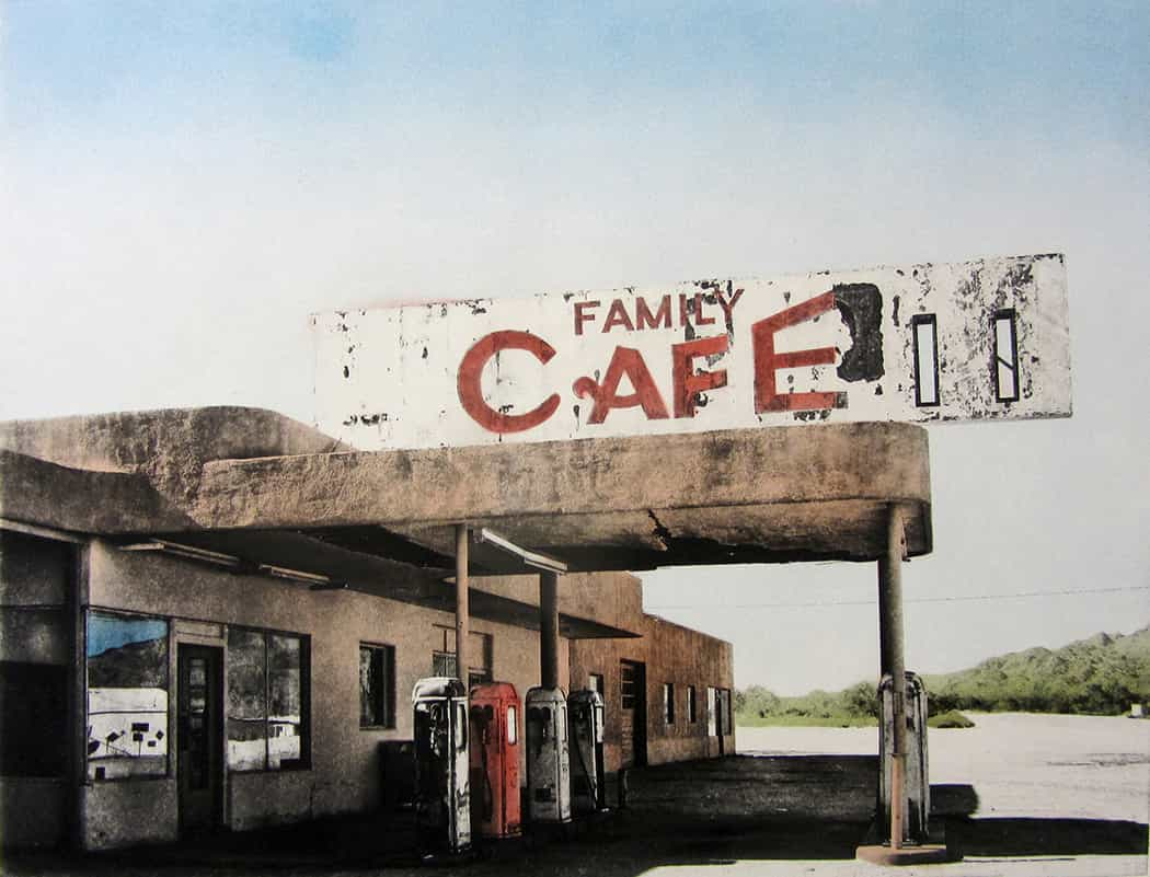 Desert Center Family Cafe