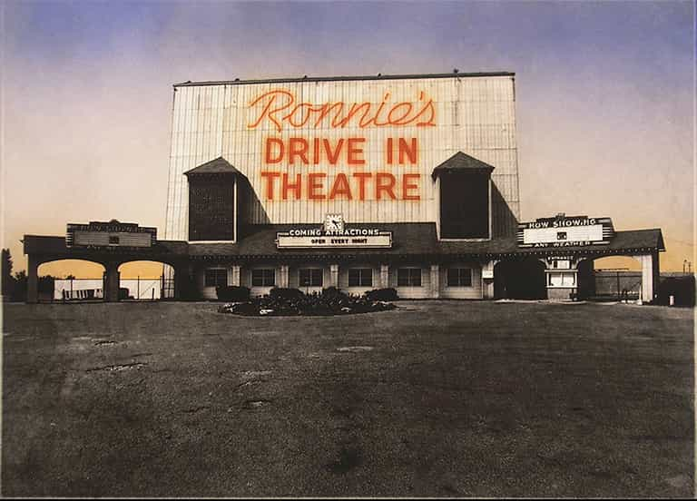 Ronnie's Drive In Theatre