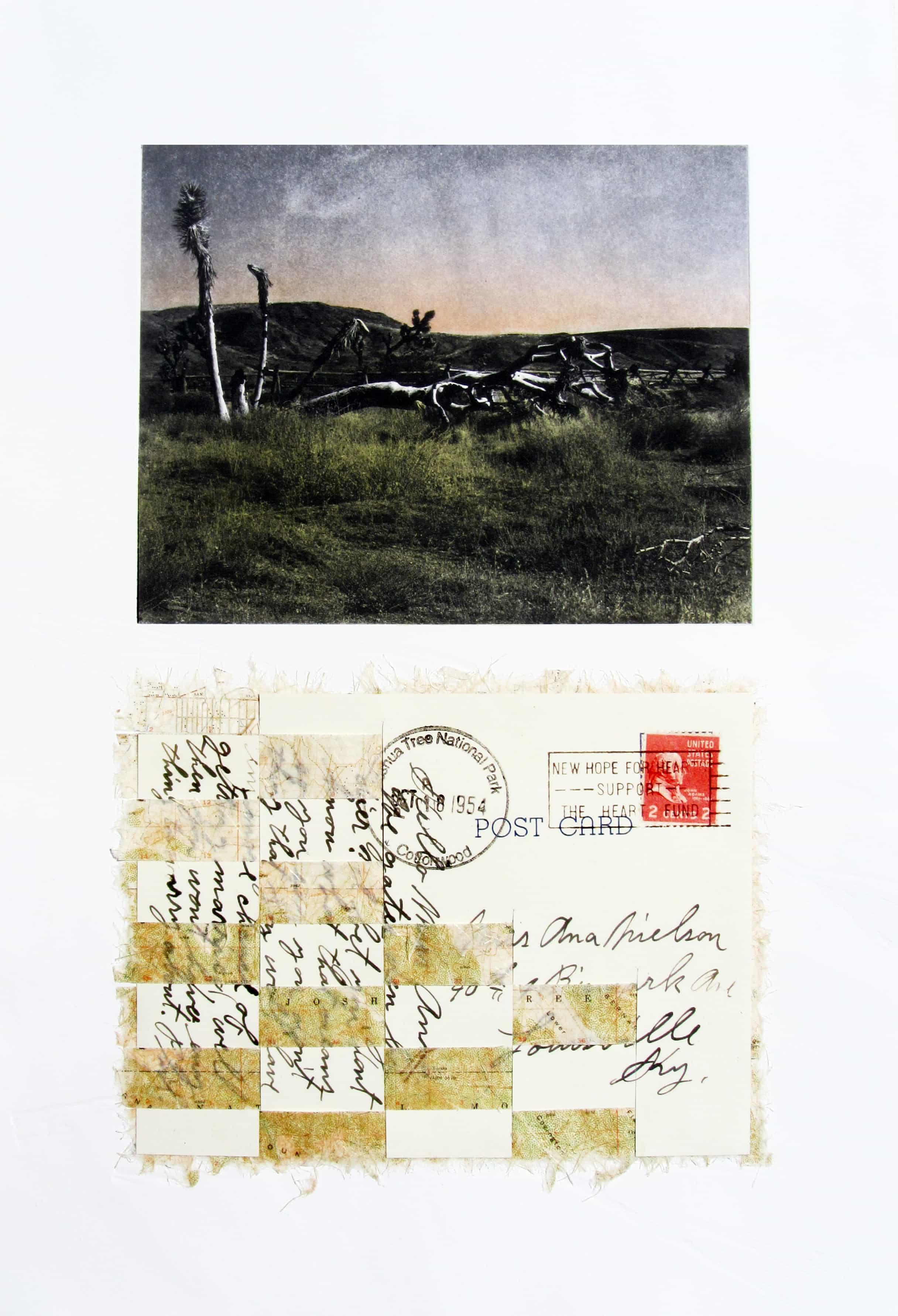 Desert Series—Woven Memories