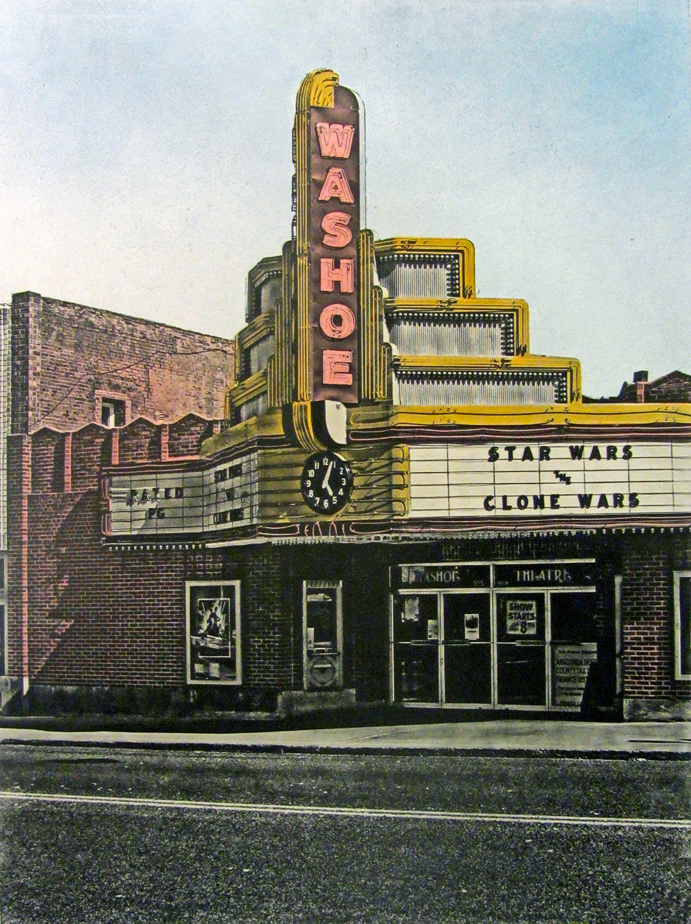 Washoe Theatre