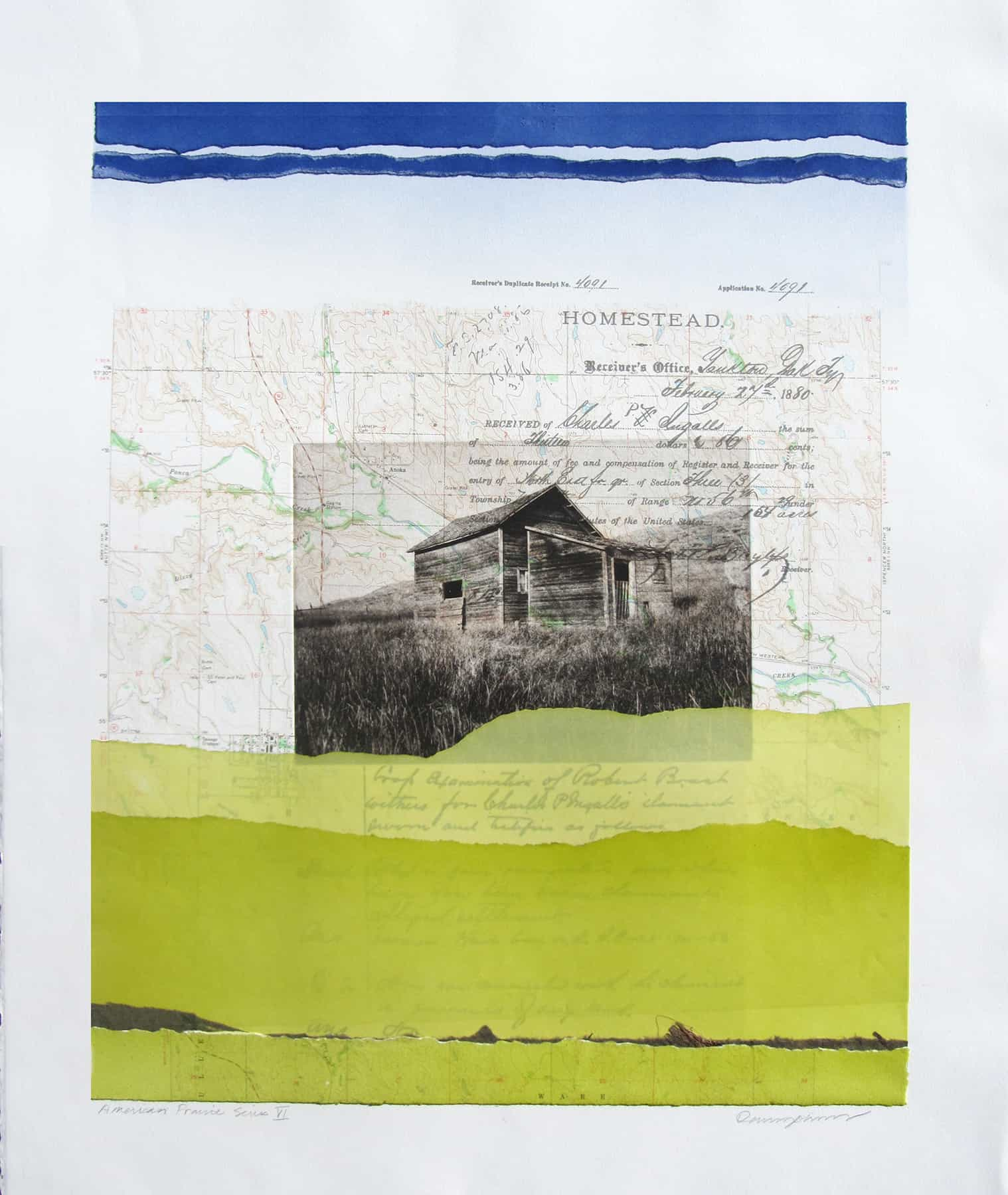 American Prairie Series VI