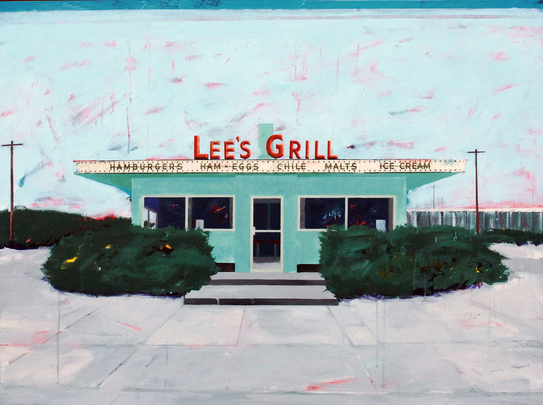 Lee's Grill