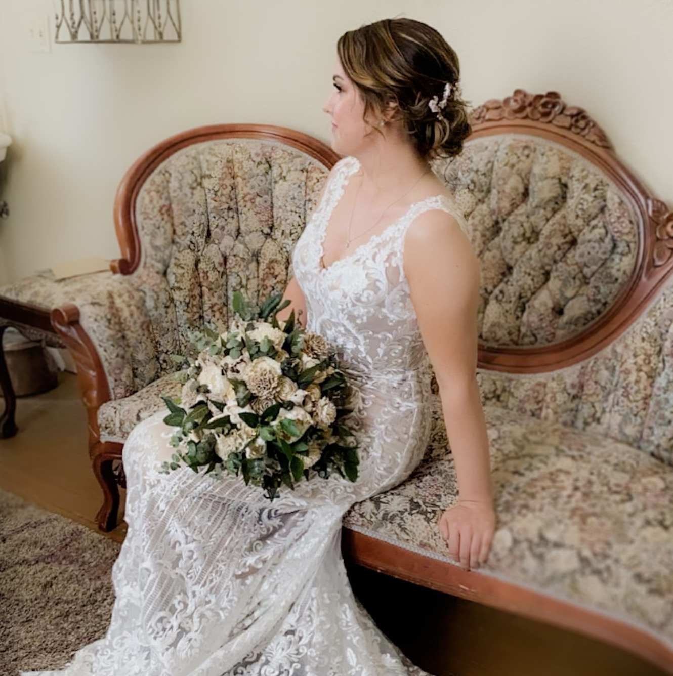 Reflections on running a wedding business in the midst of a pandemic.