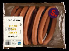 Wienerkorv 720g