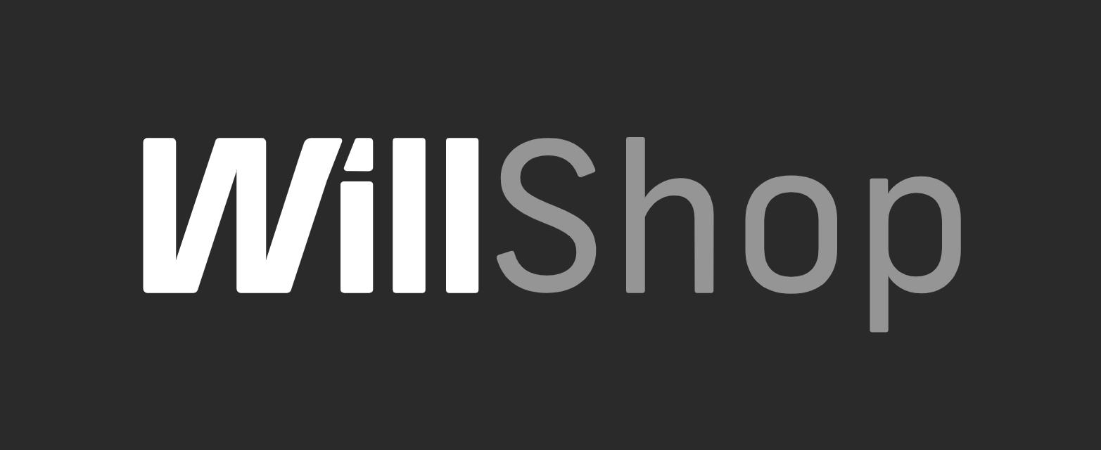 Will Brand lanserar WillShop!