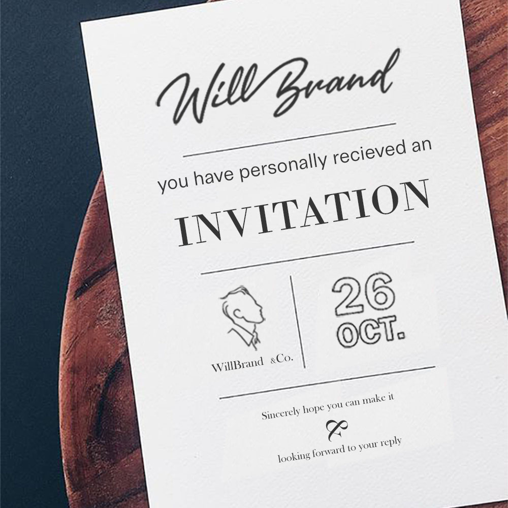 Inbjudningar