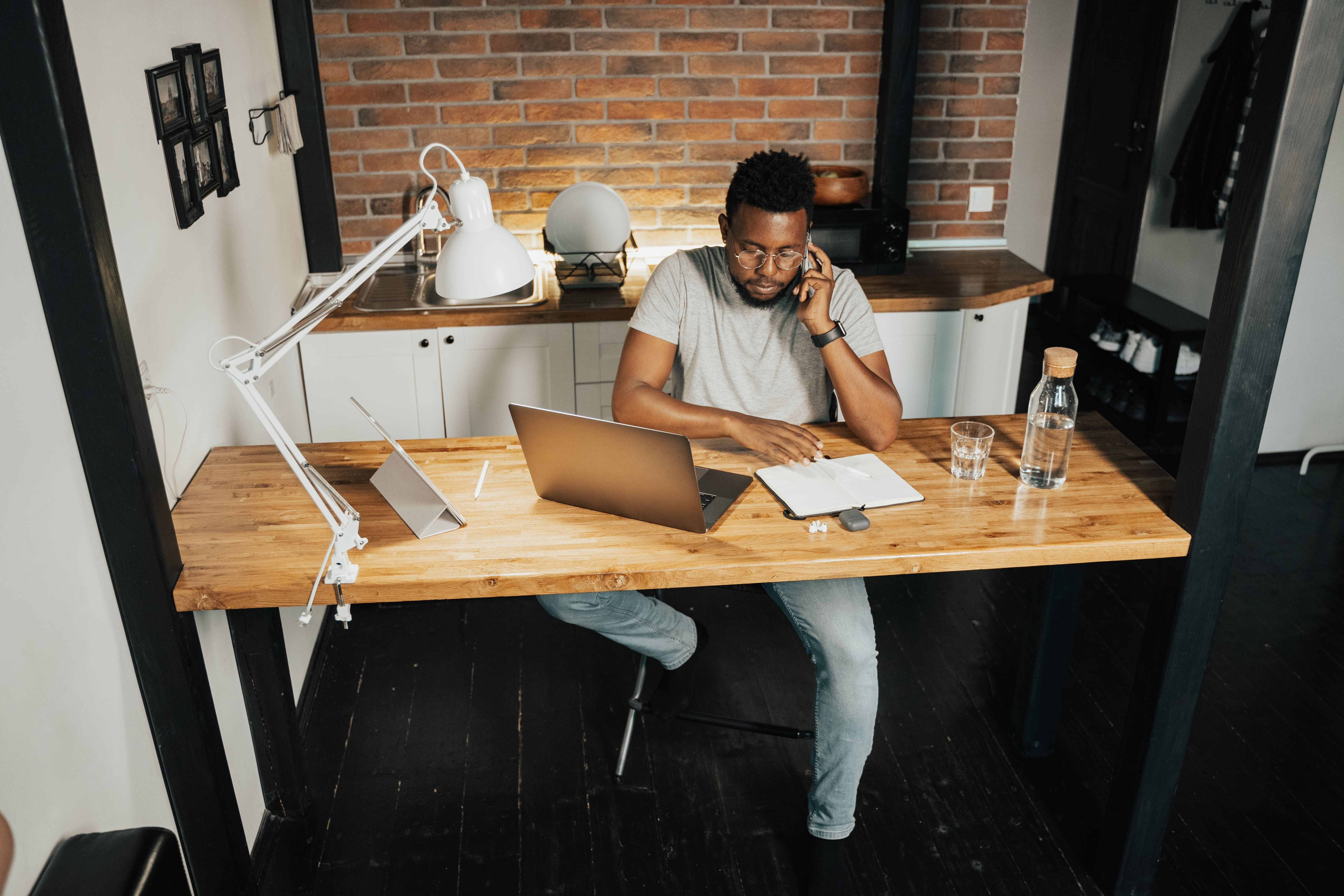 Building the Ultimate Work (from home) Force