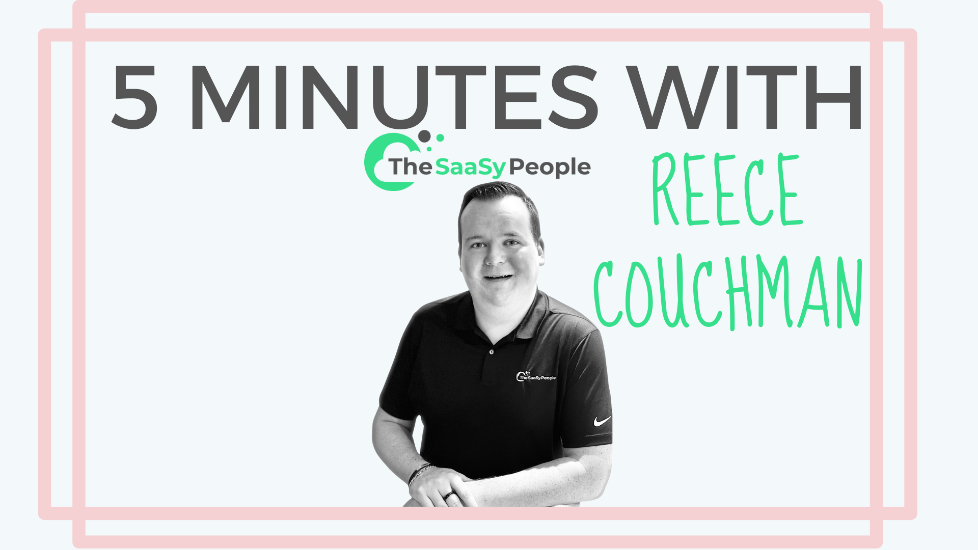 5 Minutes With Reece Couchman