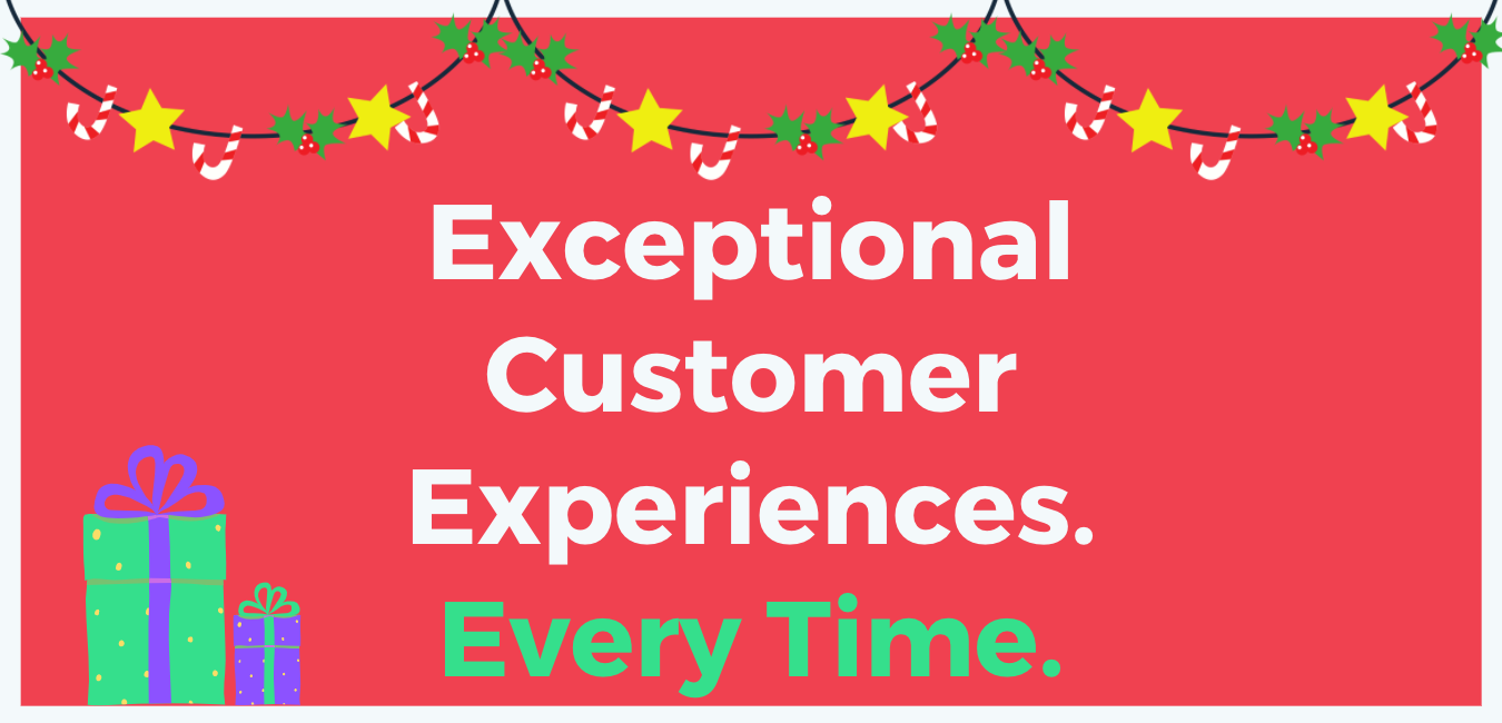 Have you sorted your Christmas Customer Support coverage?